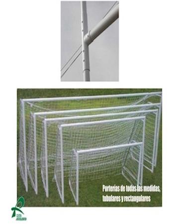 Porterías para fútbol
